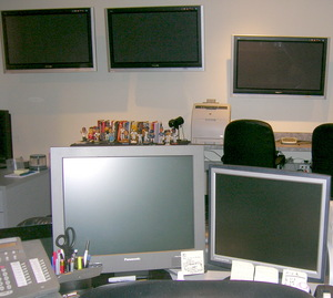 8-28 Video Room Monitors.JPG
