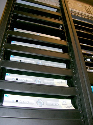 8-28 Video Room Stacks.JPG