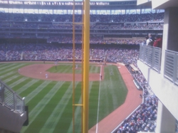 left field foul pole.JPG