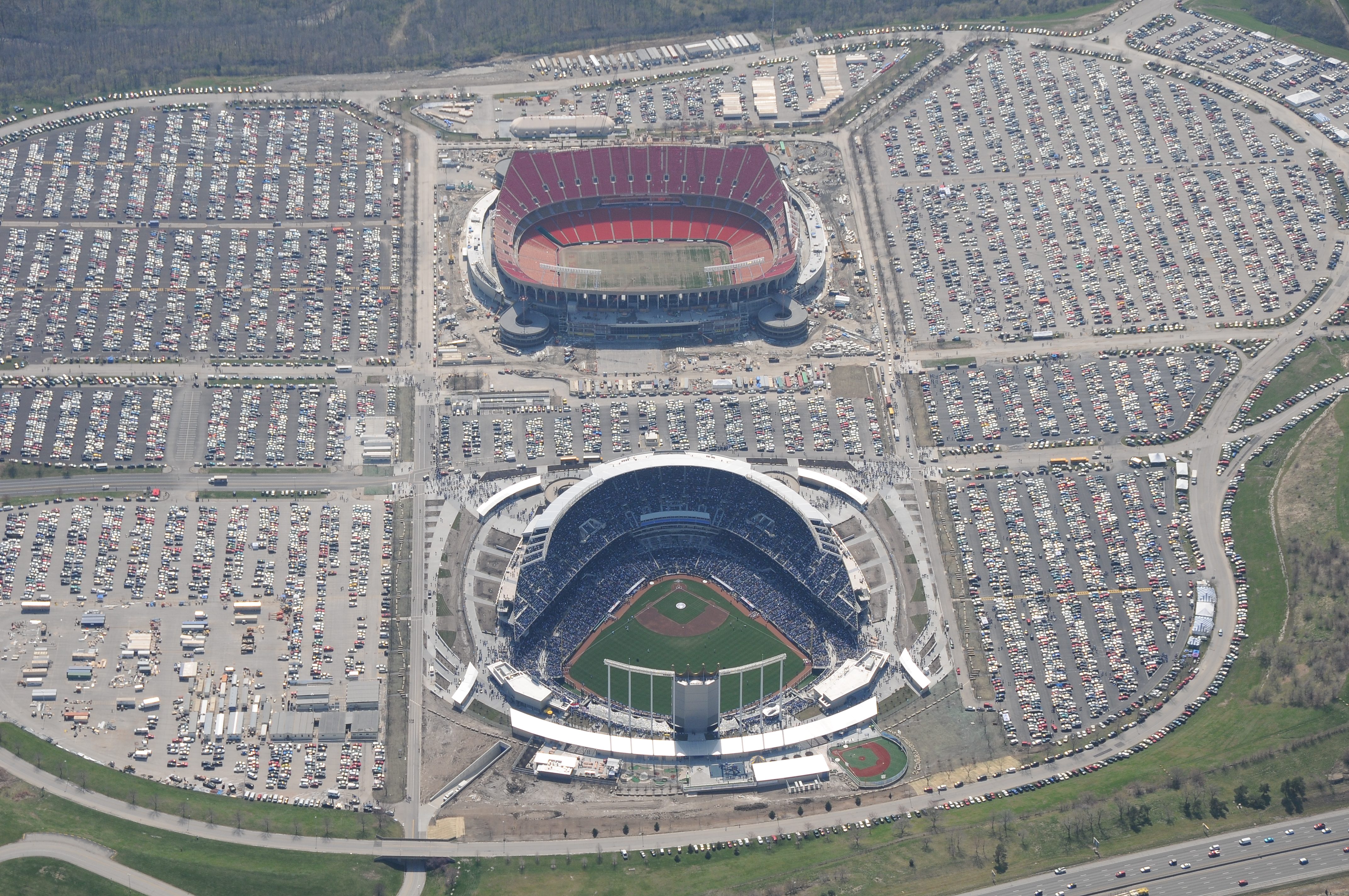 A Tale Of Two Stadiums Democratic Underground
