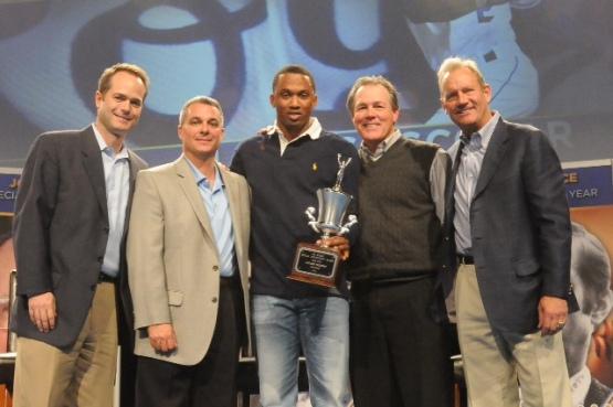 Escobar Burke Award