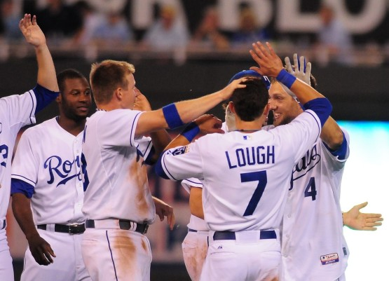 Lough congratulated Gordon...