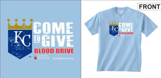 Royals Week -Come to Give- Blood Drive