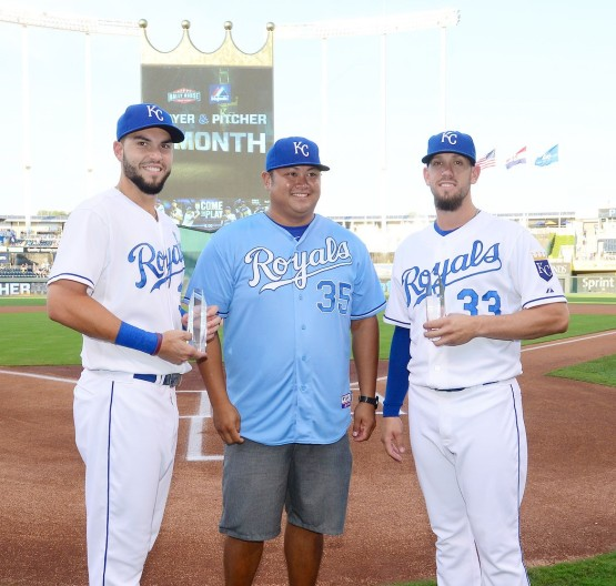 Shields and Hosmer