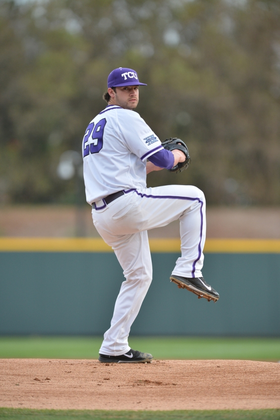 TCU Baseball vs Texas Tech