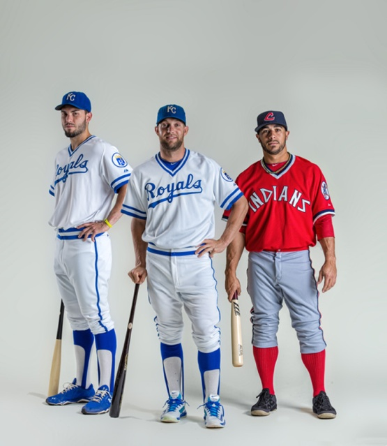 Retro Night uniforms_Hosmer, Gordon, Aviles