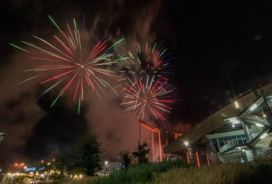 8-8 Fireworks