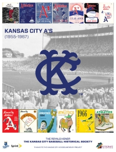 Kansas City A's poster_Aug.13