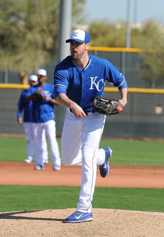 Royals Spring Training 2015