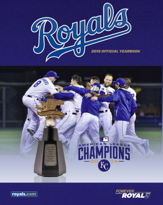 2015 Royals Yearbook